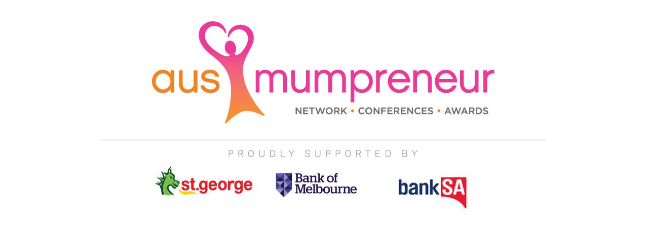 Australia Mumpreneur logo